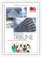 Catalogo tribune Ilma Stand