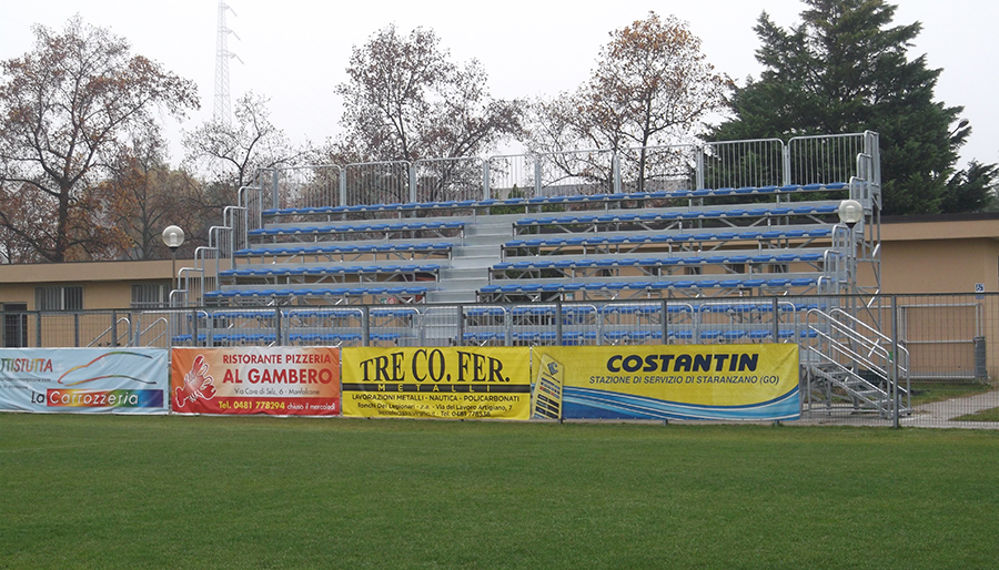 Tribune per stadio